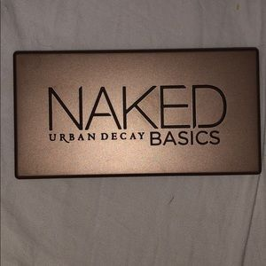 Naked Urban Decay Basics